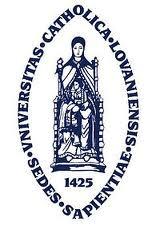 Logo dell'Università Cattolica di Louvain, Belgio