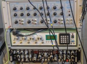 Apparecchiatura per registrazioni elettrofisiologiche